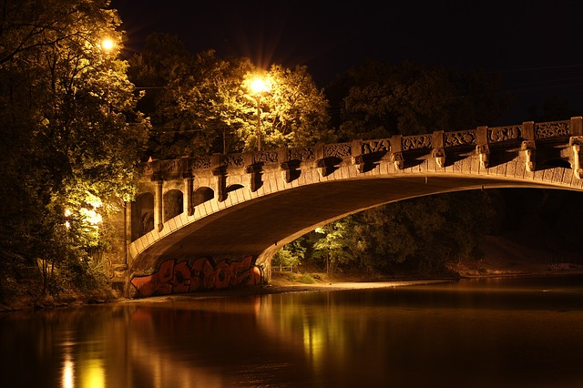 Maximiliansbrücke in München